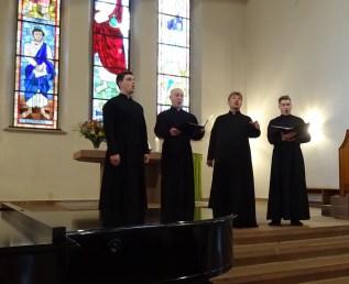 St.-Daniels-Chor aus Moskau
